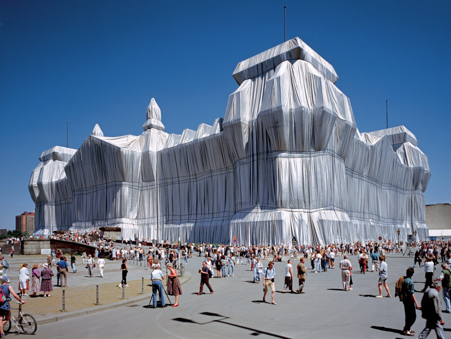 Image gallery Christo and Jeanne-Claude