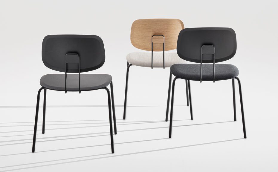 """Image gallery """"Okito Ply Dining"""" by Läufer & Keichel for Zeitraum"""