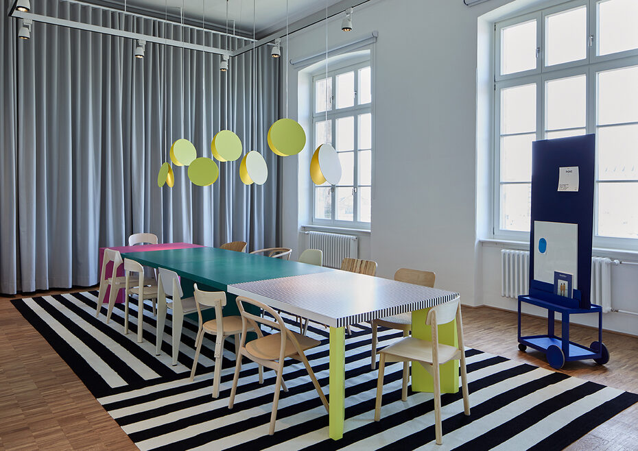 Image gallery Interior Design Concept for the MK&G by Studio Besau-Marguerre