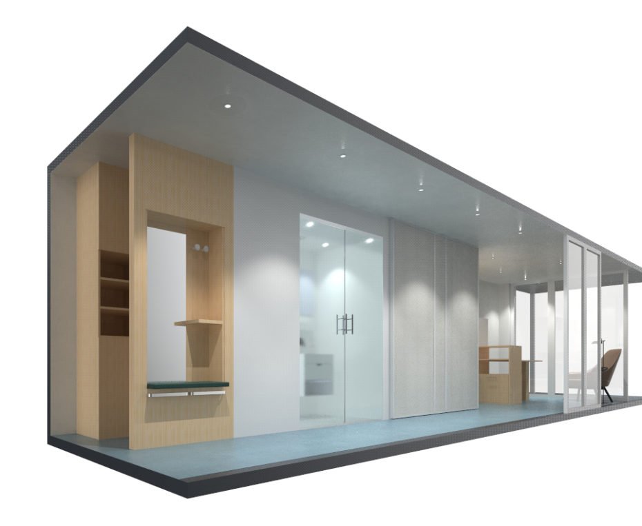 Image gallery Container Home