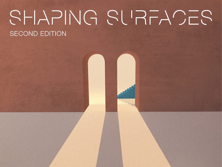 """Image gallery Cleaf """"Shaping Surfaces"""""""
