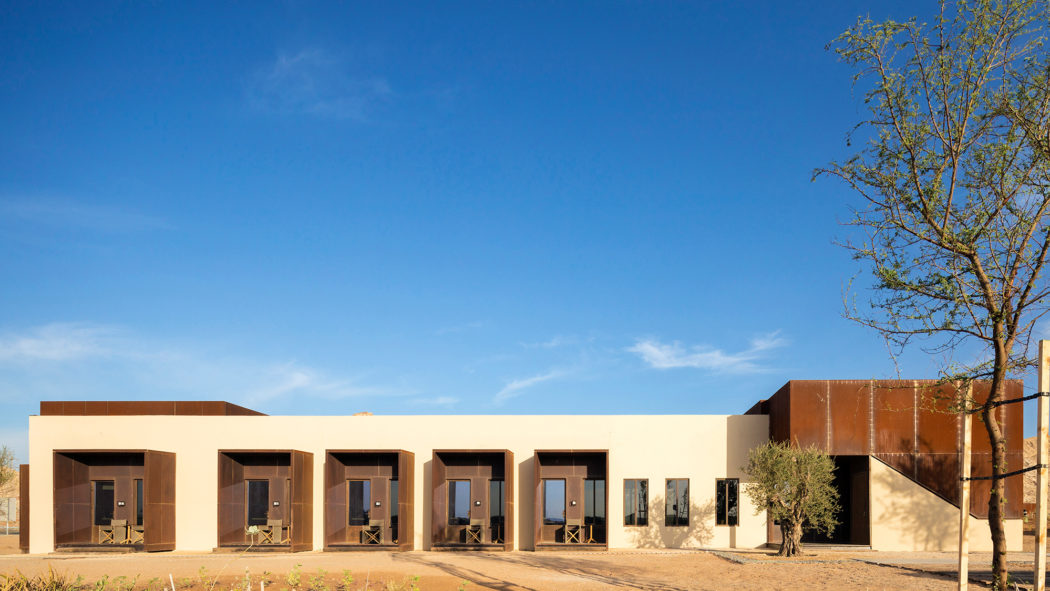 Image Gallery Al Faya Lodge