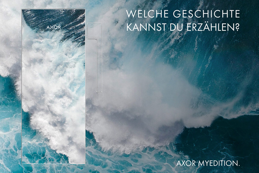 """Image gallery """"Axor MyEdition-Competition"""""""
