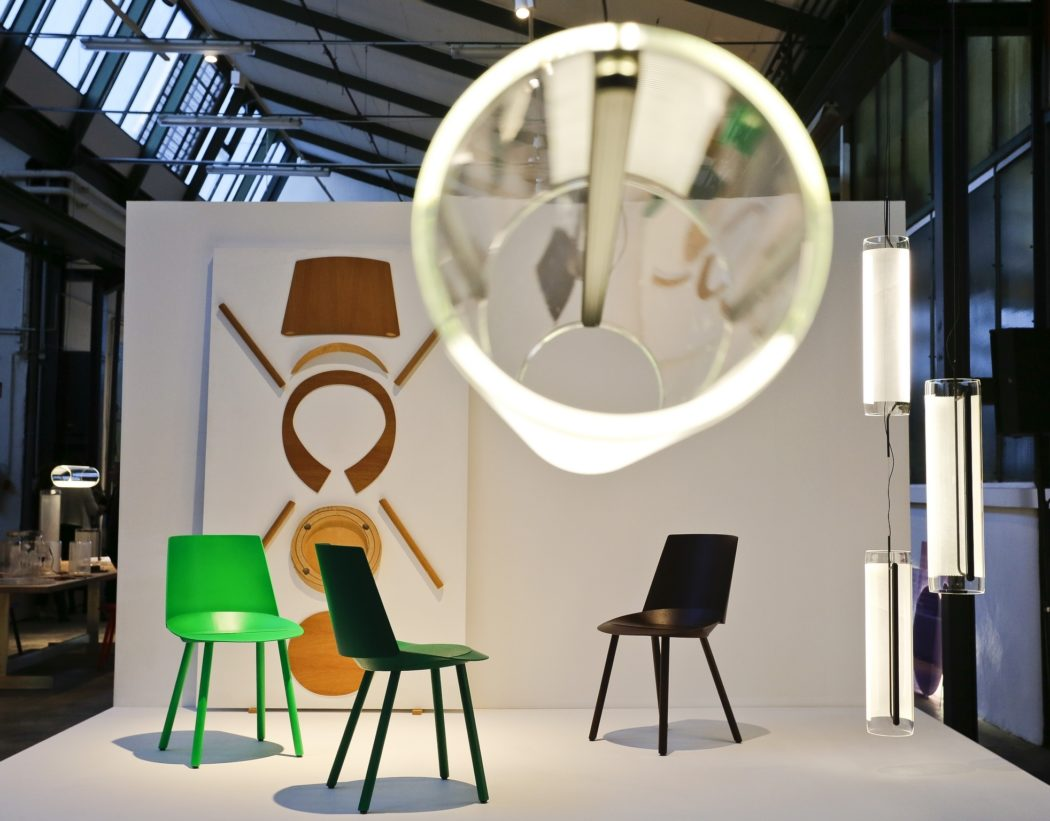 Design through collaboration - Stefan Diez, e15, Vibia and Stylepark