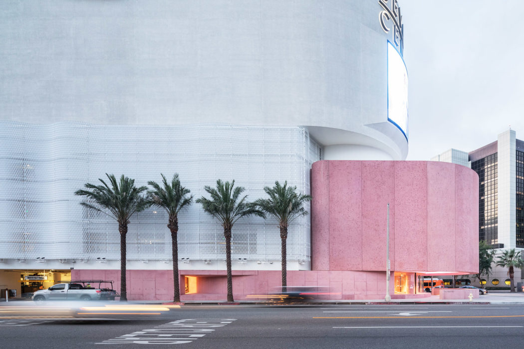 """Image gallery """"The Webster"""", Los Angeles"""