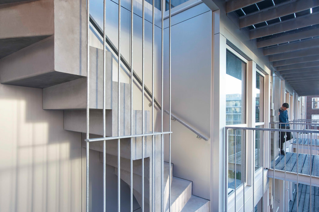 """Image gallery """"Vertical Lofts"""" and """"Quay House"""""""