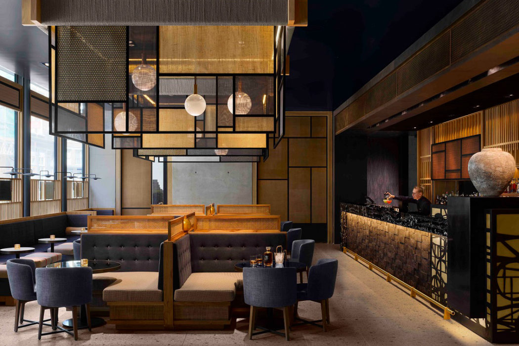 Image Gallery Nobu Hotel Shoreditch