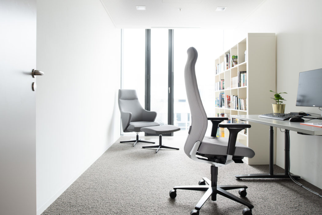 Image gallery Office chairs by Swiss manufacturer Züco