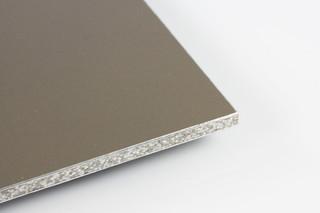 ALUCOBOND® A2 bronze metallic 504  by  3A Composites