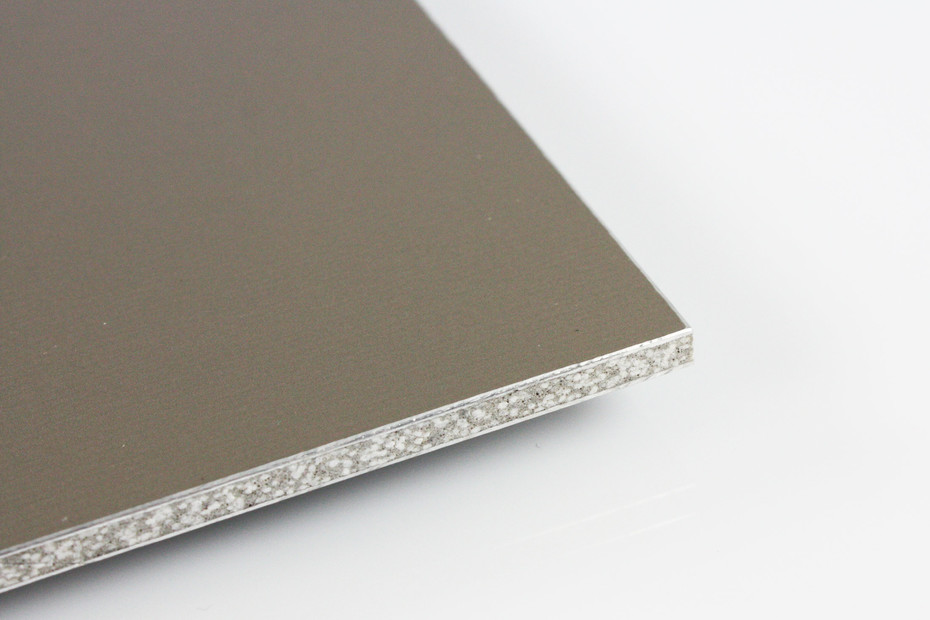 ALUCOBOND® A2 bronze metallic 504