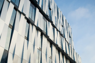 ALUCOBOND® finish, gloss grade, colour  by  3A Composites