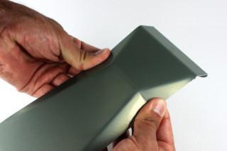 ALUCOBOND® Trapezmuster  von  3A Composites