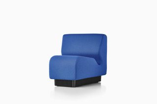 Chadwick Modular Seating - UK  by  Herman Miller