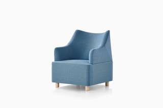 Plex Club Chair  by  Herman Miller