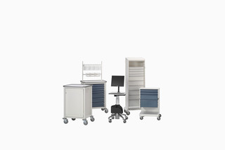 Procedure and Supply Carts  von  Herman Miller