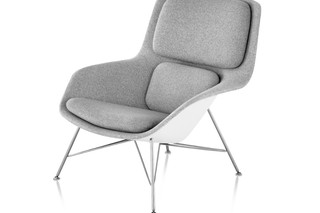 remove Striad Mid-Back Lounge Chair Wire Base - UK  by  Herman Miller