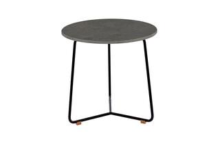Pan Black side table  by  Garpa