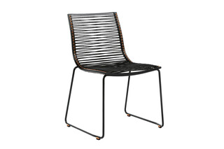 Pan Black chair  by  Garpa