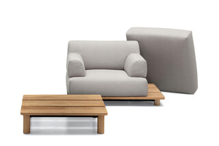 Palco outdoor sofa  by  Kristalia