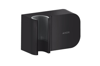 Axor One Porter unit Matt Black  by  AXOR