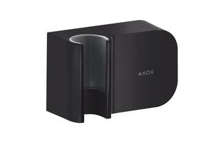 AXOR One Porter unit Matt Black  by  AXOR