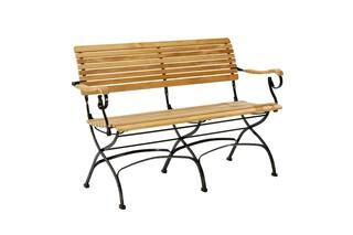 Fontenay bench 130/185  by  Garpa