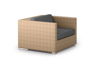 LOUNGE lounge chair  by  DEDON