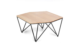 3angle low table  by  Prostoria