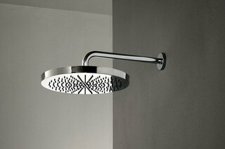 Multi-function showerhead, shower arm  by  Fantini