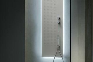 Shower panel  by  Fantini