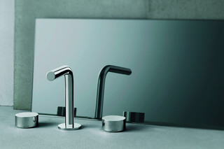 AF/21 Aboutwater Boffi / Fantini 3-hole washbasin mixer  by  Fantini
