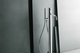 AF/21 Aboutwater Boffi / Fantini Floor-mount bathtub mixer  by  Fantini