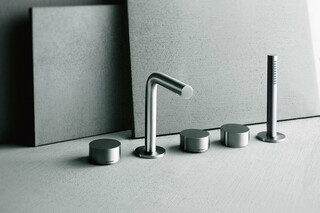 AF/21 Aboutwater Boffi / Fantini Deck-mount bathtub mixer  by  Fantini