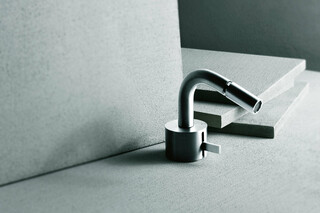 AF/21 Aboutwater Boffi / Fantini Single-hole bidet mixer  by  Fantini