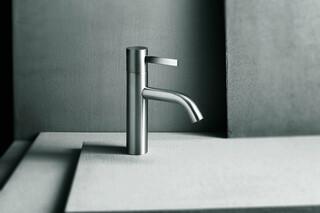 AF/21 Aboutwater Boffi / Fantini 1-Loch-Waschtischmischer  by  Fantini