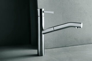 AF/21 Aboutwater Boffi / Fantini Single-hole sink mixer  by  Fantini