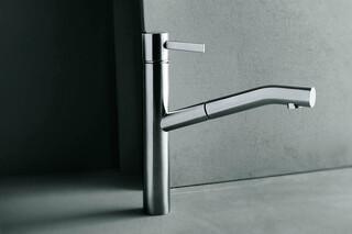 AF/21 Aboutwater Boffi / Fantini 1-Loch-Küchenmischer  von  Fantini