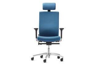 @Just evo operator swivel chair  by  Dauphin