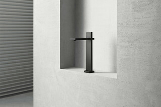 AK/25 Aboutwater Boffi / Fantini Single-hole high washbasin mixer  by  Fantini
