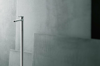 AL/23 Aboutwater Boffi / Fantini Bodenstand-Waschtischmischer  von  Fantini