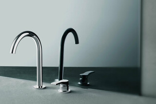 AL/23 Aboutwater Boffi / Fantini 2-hole washbasin mixer  by  Fantini