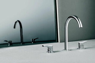 AL/23 Aboutwater Boffi / Fantini 3-hole washbasin mixer  by  Fantini