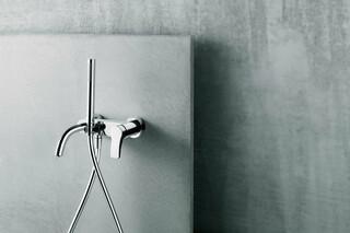 AL/23 Aboutwater Boffi / Fantini Wall-mount bathtub mixer  by  Fantini