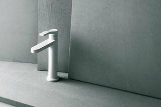 AL/23 Aboutwater Boffi / Fantini Single-hole washbasin mixer  by  Fantini
