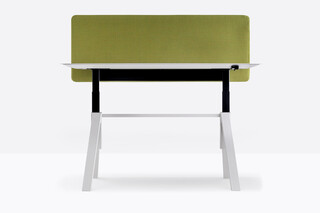 ARKI-TABLE ADJ DESK ARKS180x79REG  by  Pedrali
