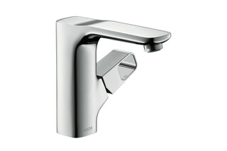 AXOR Urquiola Single lever basin mixer 130 with pop-up waste set Chrome  by  AXOR