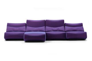 Absent Sofa  von  Prostoria