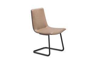 Amelie chair cantilever  by  Freifrau