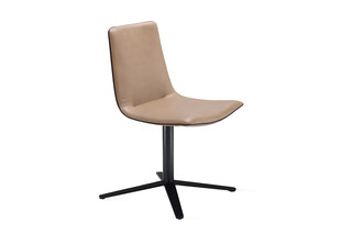 Amelie chair with x-base frame  by  Freifrau