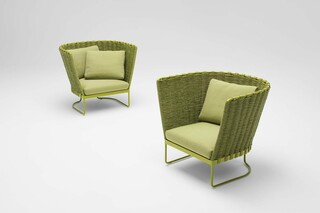 Ami easy chair  by  Paola Lenti
